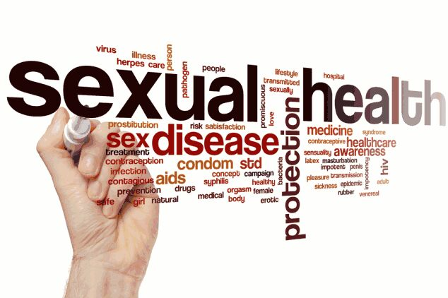 Warning Six Common Sexually Transmitted Infections  Ginnyent-7694