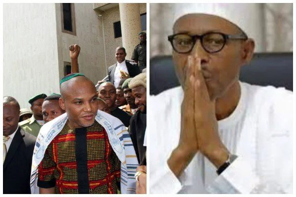 Nnmadi Kanu Releases 'Proofs' Surrounding Buhari's Nationality, Says He's Not A Nigerian |The Republican News