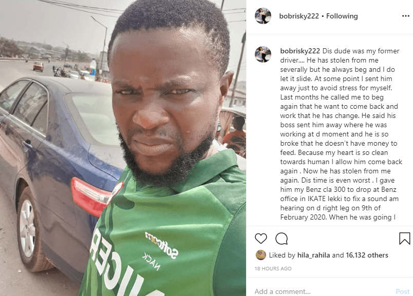 bobrisky-cries-out-after-his-driver-allegedly-absconded-with-his-car-and-n596000