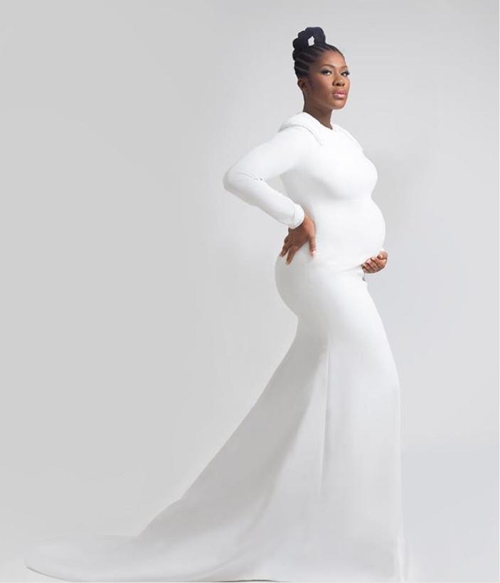 A-pregnant-Stephanie-Linus-Okereke-for-Genevieve-Magazine-Photo-TY-Bello